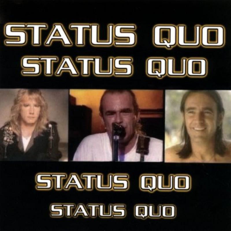 Status quo 2018 новый альбом