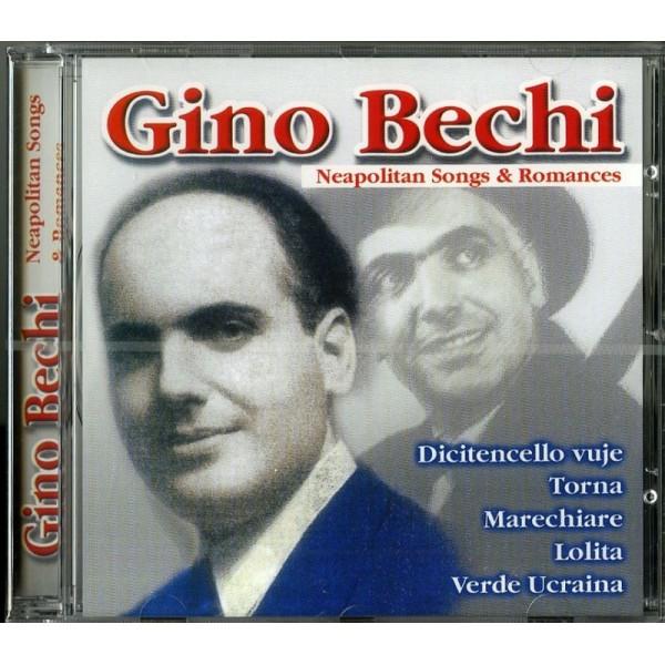 BECHI GINO - Neapolitan Songs & Romances
