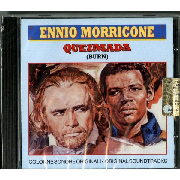 MORRICONE ENNIO - Queimada (o.s.t.)