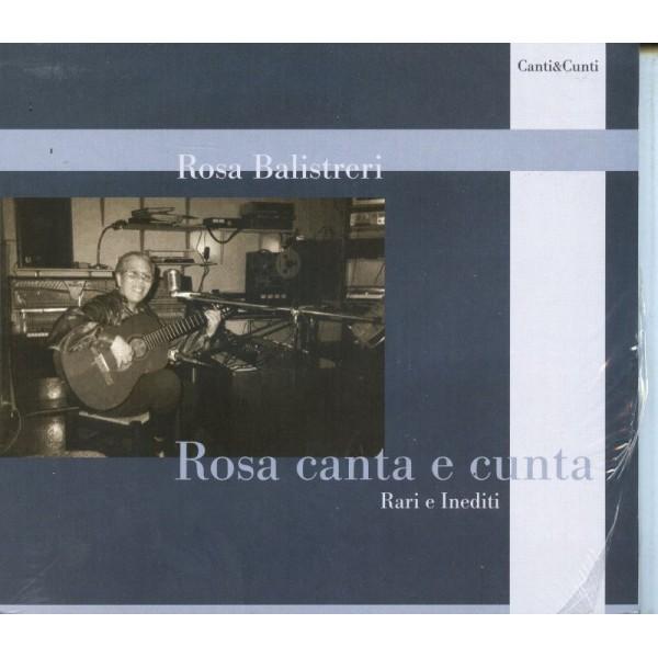BALISTRERI ROSA - Rosa Canta E Cunta