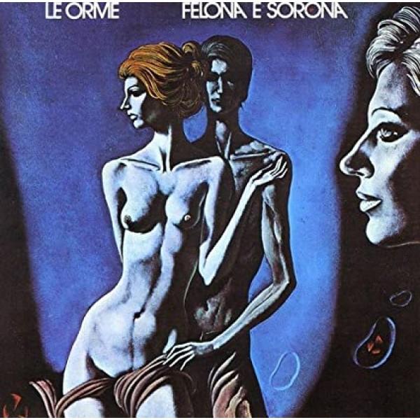 ORME LE - Felona E Sorona Ita Version (180 Gr. Vinyl Clear Blue Gatefold Limited Edt.)