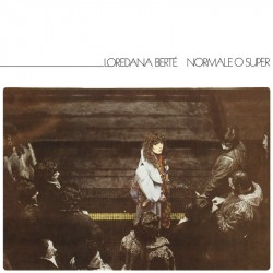 BERTE LOREDANA - Normale O Super (180 Gr. Vinyl White Gatefold Limited Edt.)