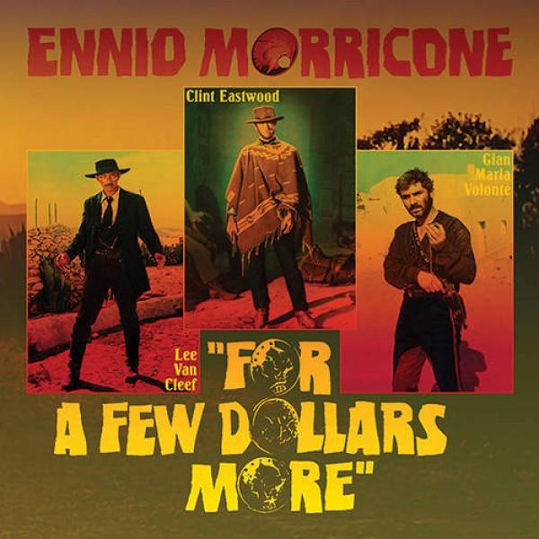 MORRICONE ENNIO - For A Few Dollars More (180 Gr. 10'' Vinyl Yellow Gatefold) (rsd 2020 Indie)