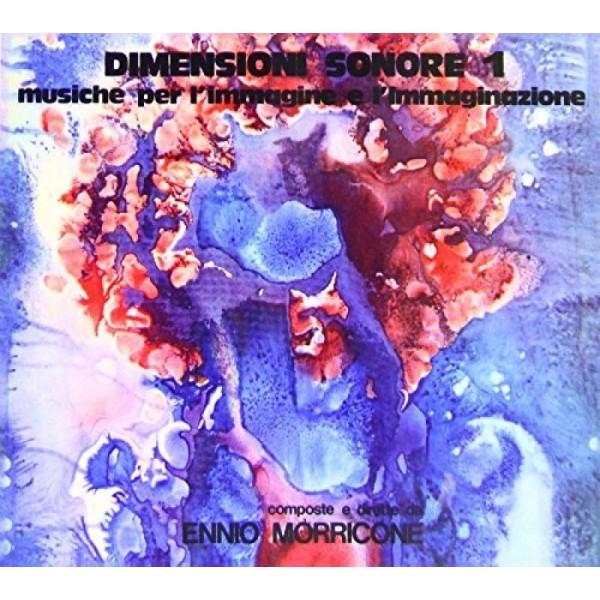 MORRICONE ENNIO - Dimensioni Sonore 1, Musiche Per L'immag