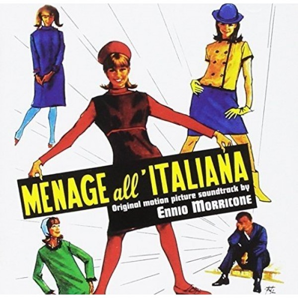 MORRICONE ENNIO - Menage All Italiana