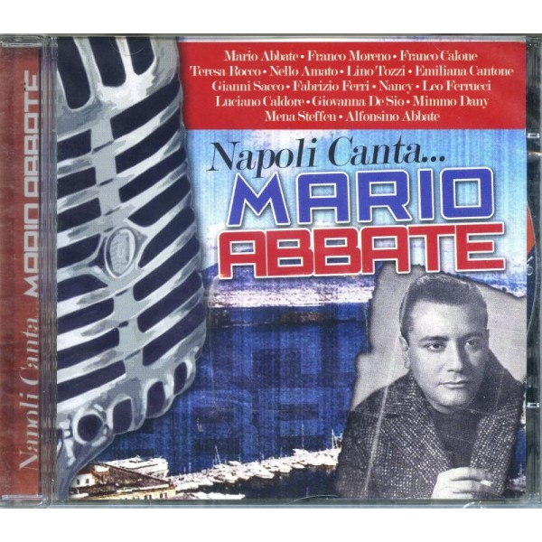 ABBATE MARIO - Napoli Canta...
