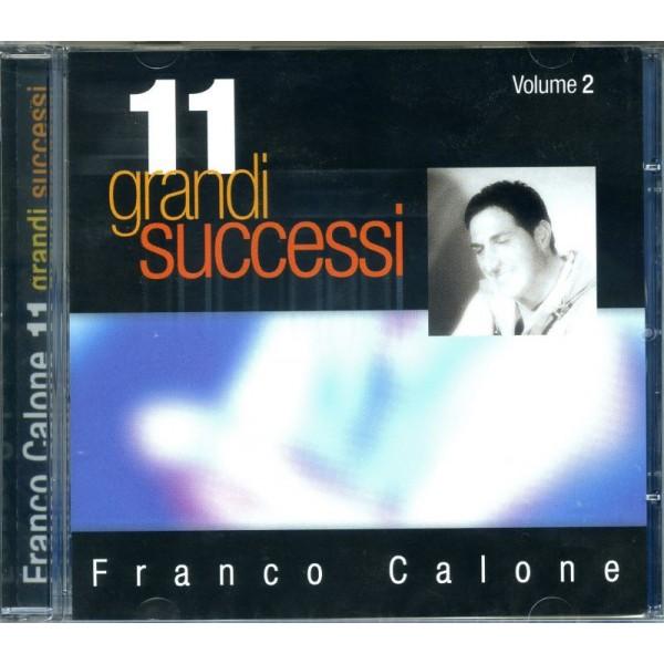 CALONE FRANCO - 11 Grandi Successi Vol.2