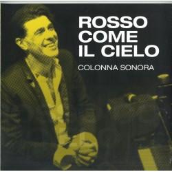 BOSSO EZIO - Rosso Come Il Cielo (lp 180 Gr. + Cd)
