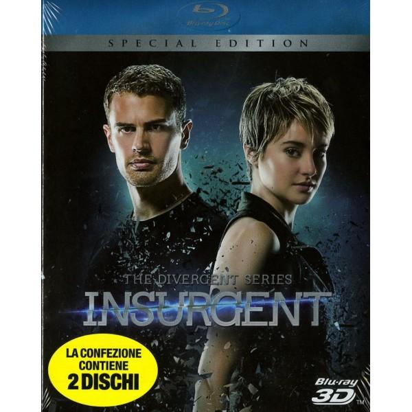 Insurgent (sci-fi Project)