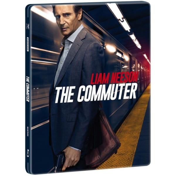 L'uomo Sul Treno (steelbook) (4k+br)
