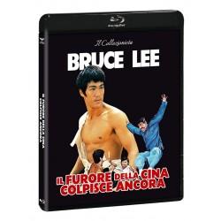 Bruce Lee - Il Furore Della Cina Colpisce Ancora ''il Collezionista'' Combo (br+dv