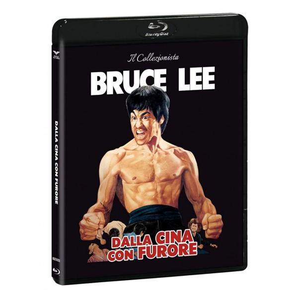 Bruce Lee - Dalla Cina Con Furore ''il Collezionista'' Combo (br+dv) + Booklet