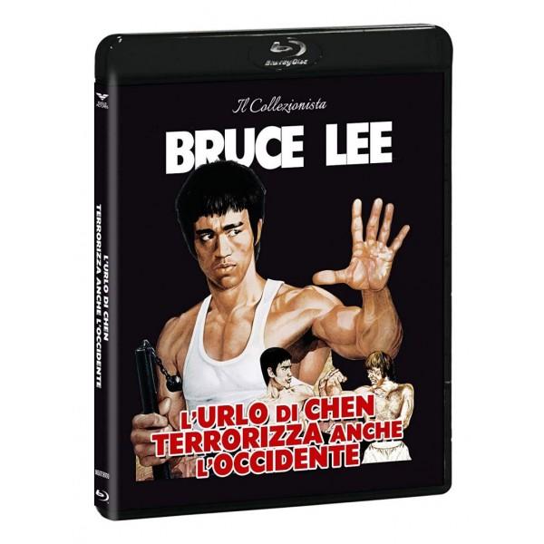 Bruce Lee - L'urlo Di Chen Terrorizza Anche L'occidente ''il Collezionista'' Combo