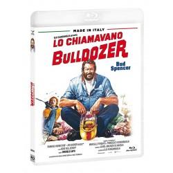 Lo Chiamavano Bulldozer ''made In Italy'' Combo (br+dv)