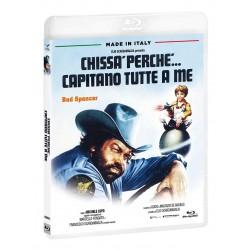 Chissa' Perche' Capitano Tutte A Me ''made In Italy'' Combo (br+dv)