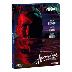 Apocalypse Now Final Cut ''4kult'' Digipack Ltd (4k+br+br Apocalypse Now 1979+br R