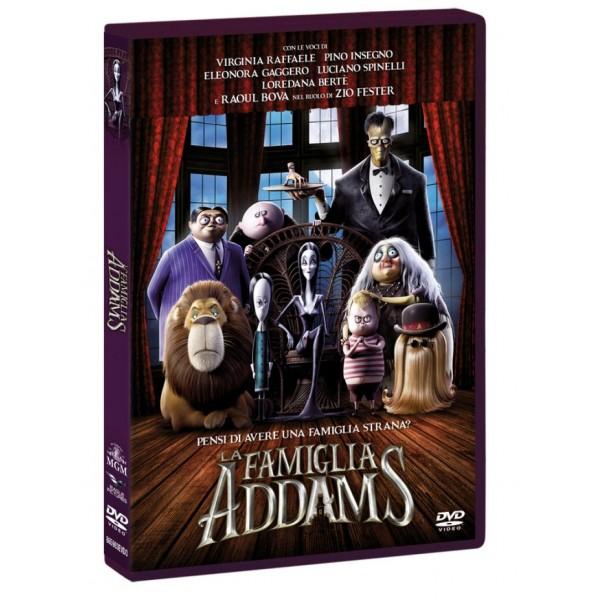 La Famiglia Addams + Booklet Gioca & Colora