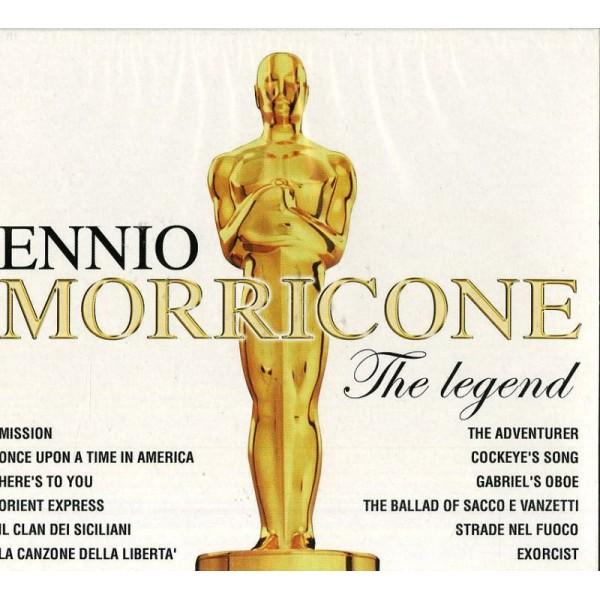 MORRICONE ENNIO - The Legend