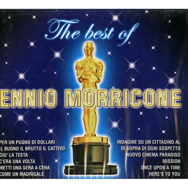 MORRICONE ENNIO - The Best Of