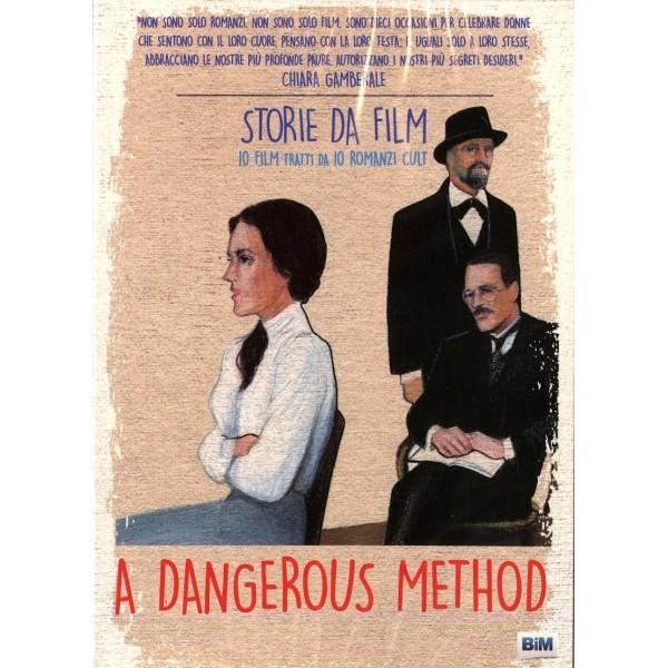 A Dangerous Method (storie Da Film - Cover Nine Antico)