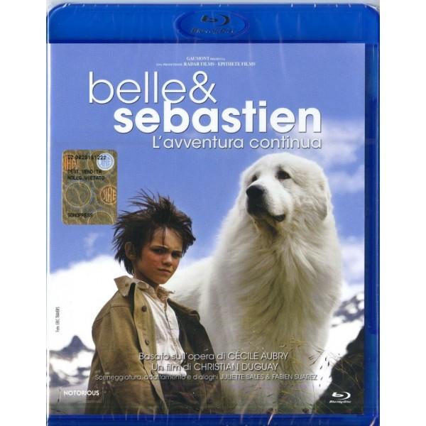 Belle & Sebastien L'avventura Continua