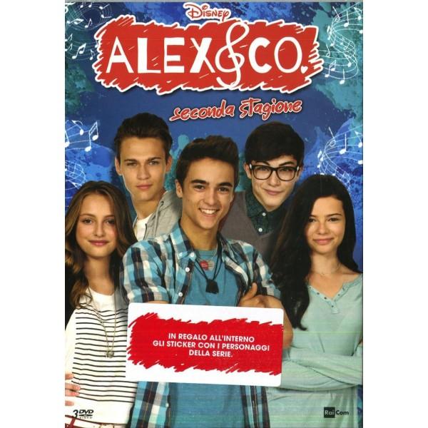 Alex & Co. Stg.2 (box 3 Dvd)