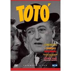 Toto' Cofanetto (5 Dvd)