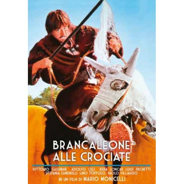 Brancaleone Alle Crociate - Nuova Ed.