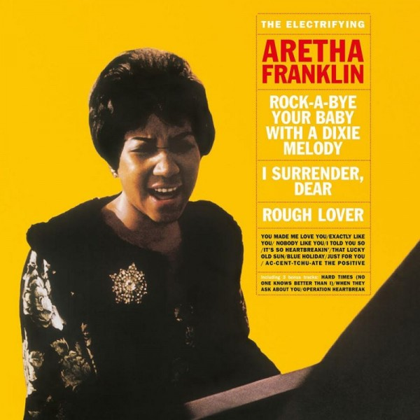 FRANKLIN ARETHA - Electrifying Aretha Franklin