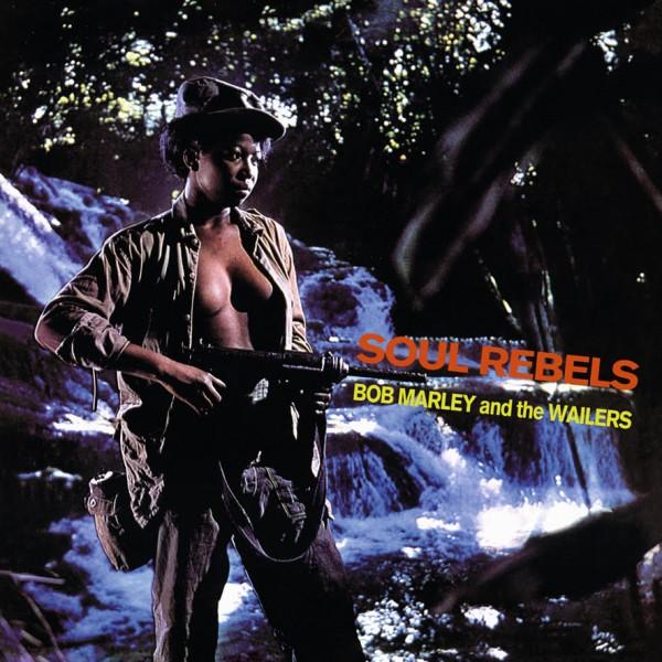 MARLEY BOB - Soul Rebels