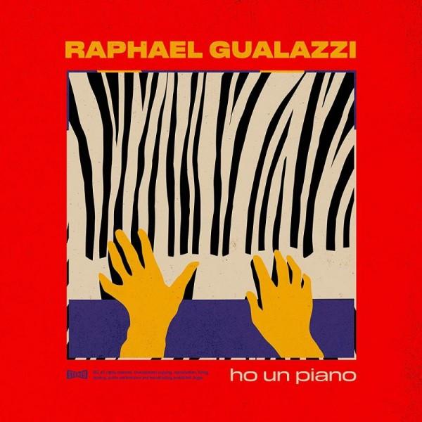 GUALAZZI RAPHAEL - Ho Un Piano (sanremo 2020)