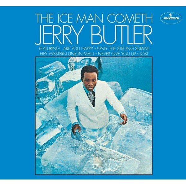 BUTLER JERRY - The Ice Man Cometh