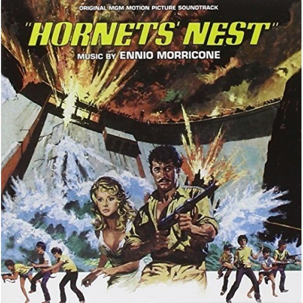 MORRICONE ENNIO - Hornet S Nest