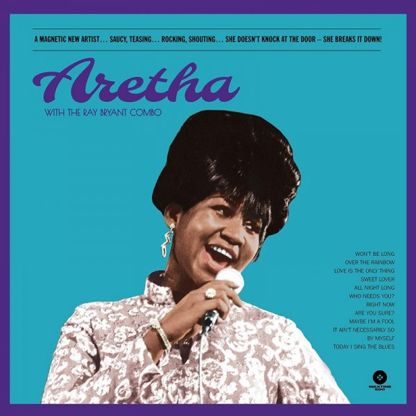 FRANKLIN ARETHA - Aretha With The Ray Bryant Combo (limited Edt.)