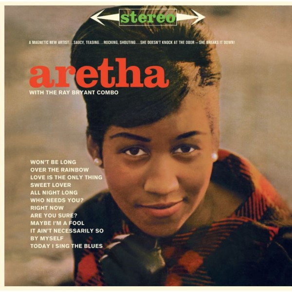 FRANKLIN ARETHA - With The Ray Bryant Trio (+ 9 Bonus Tracks)