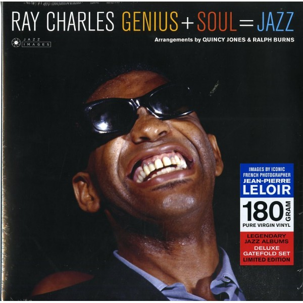 CHARLES RAY - Genius + Soul = Jazz