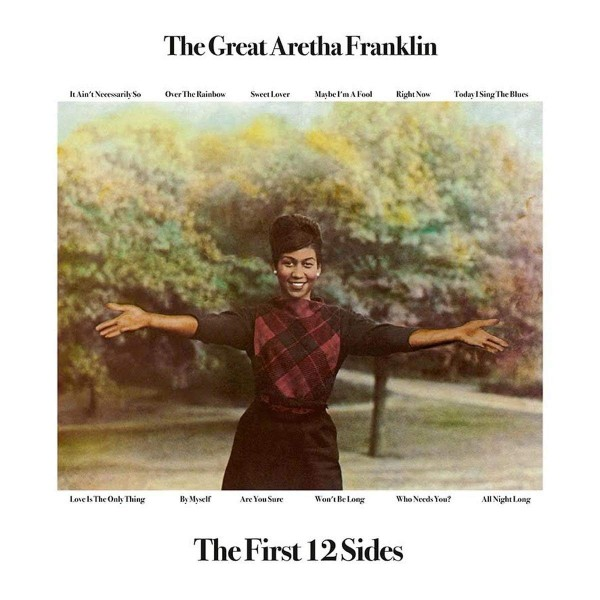 FRANKLIN ARETHA - The First 12 Sides