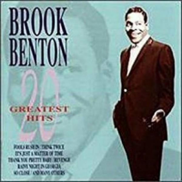 BENTON BROOK - 20 Greatest Hits