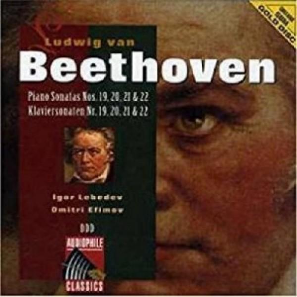BEETHOVEN L. VAN - Piano Sonata No.19 In G