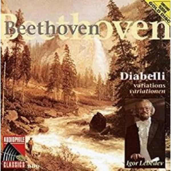BEETHOVEN L. VAN - Diabelli Variations Op.