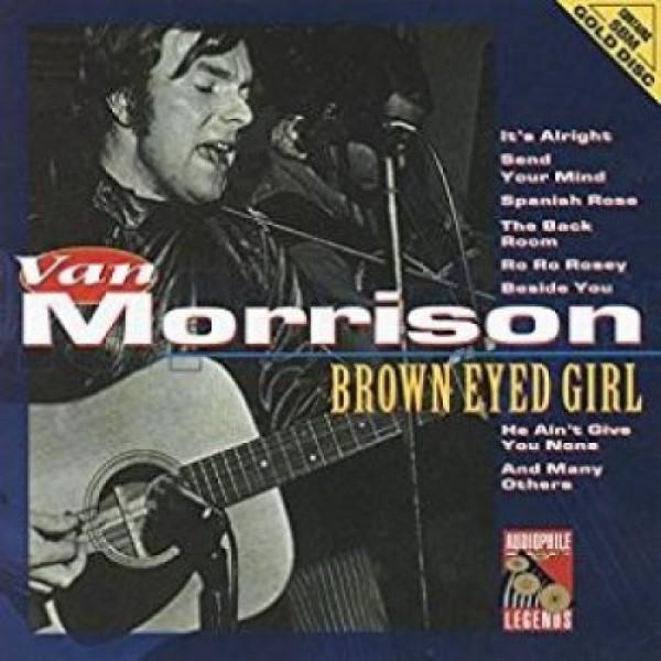 MORRISON VAN - Brown Eyed Girl / Best Of