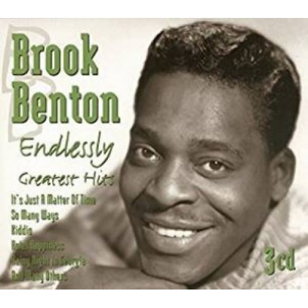BENTON BROOK - Endlessly Greatest Hits
