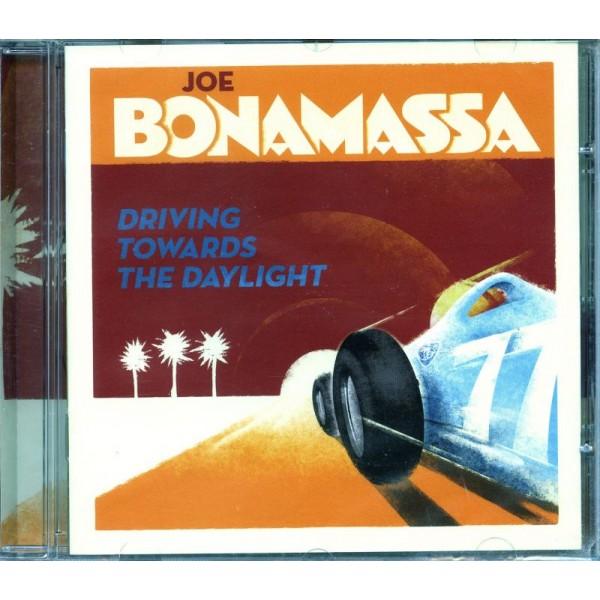 BONAMASSA JOE - Driving Towards The Daylight