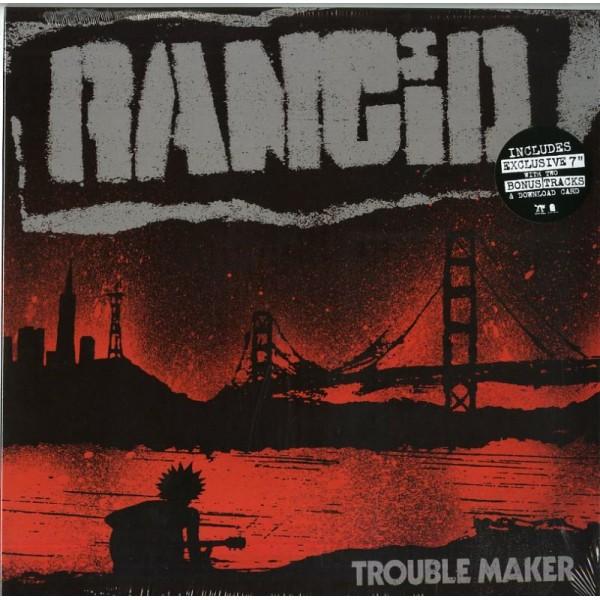 RANCID - Troublemaker (blue)
