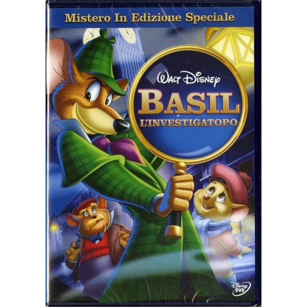 Basil L'investigatopo-mistero