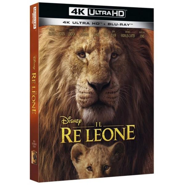 Il Re Leone (live Action) (4k+br)