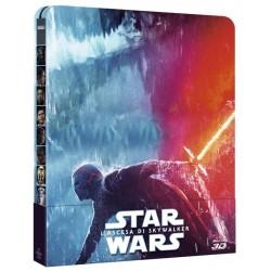 Star Wars Ix - L'ascesa Di Skywalker Steelbook (3d+br+disco Bonus)