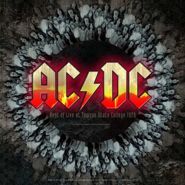 AC/DC - Live At Townson State College