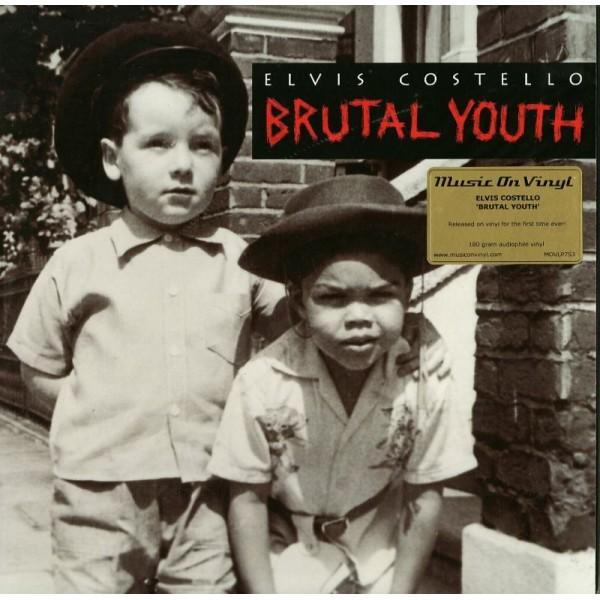 COSTELLO ELVIS - Brutal Youth (180 Gr. Gatefold Sleeve Vinyl Black)