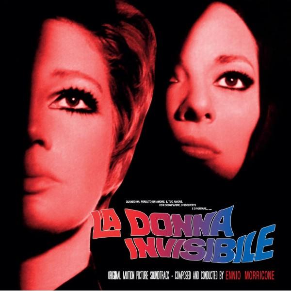 O. S. T. -LA DONNA INVISIBLE( ENNIO MORRICONE) - La Donna Invisible (ennio Morricone)